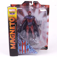 Marvel Select Magneto Especial Collector Edition Toy Action Figure 7 polegadas 18 cm(China)