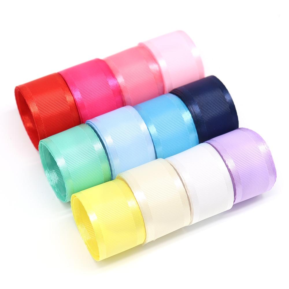 para envolver regalos Cinta de grogr/én de 2 m x 22 mm ideal para lazos de pelo decoraciones de fiesta
