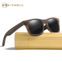 Kithdia Brand Wood Sunglasses Polarized Handmade Natural Wooden Sunglasses and Support Drop Shipping / Provide Pictures #KD043
