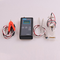 4 line YR1035 high precision lithium battery internal resistance test instrument Ni MH Ni Cd button battery tester Y