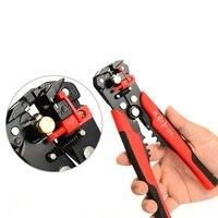 3 1 で自動ケーブルワイヤーストリッパーカッタークリンパー多機能端子圧着ストリッププライヤーツールケーブルワイヤーストリッパー -