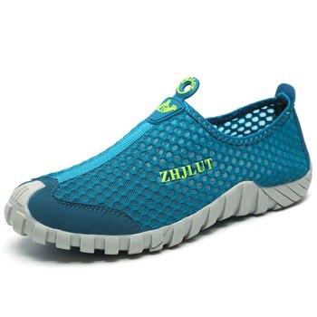 2319d8df68fe TKN zapatos aguas arriba zapatos deportivos para nadar mujeres verano  zapatillas de secado rápido al ...
