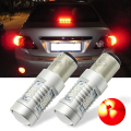 2PCS 1157 bay15d S25 LED 21SMD High Power LED Tail Brake Stop Light Bulbs car light source p21/5w led Bulb