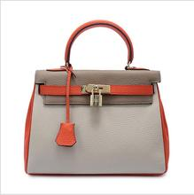 2017 TOTE  real cow leather handbags fashion  leather crossbody bag shoulder Messenger bag