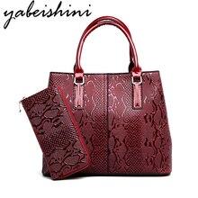 2018 New Woman Bag High-end Brand Handbags Send Beautiful Wallets Fashion Girl Trend Package Shoulder Messenger Bags Sac A Main