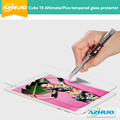 2015 горячий продавать новый Закаленное стекло-экран протектор пленка для куб altimate T8/T8 Плюс/T8 tablet pc бесплатно доставка