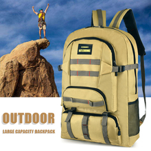 Outdoor Travel Backpack Waterproof Men Women Sport Laptop Bag Bagpack Hiking Climbing Mountaineering Camping Hiking Bag Backpack цена