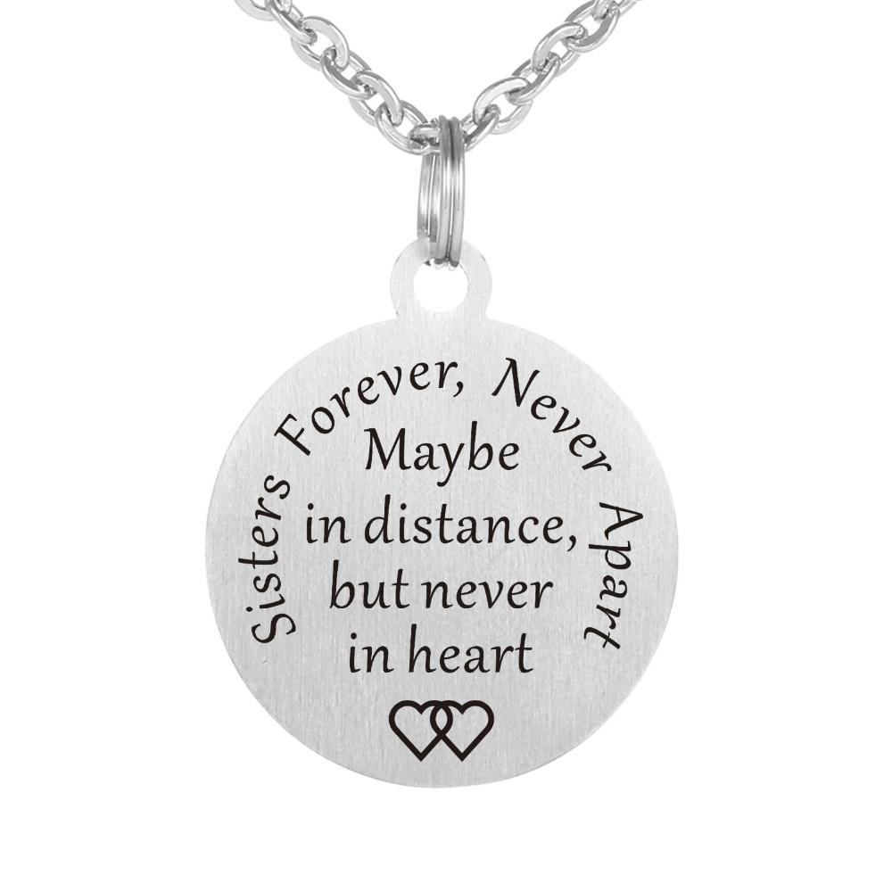 Новый Нержавеющаясталь вдохновляющие цитаты Подвески Ожерелья для мужчин для Для женщин так вот этот мальчик, вид украл мое сердце он назы...