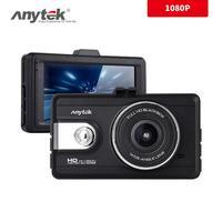 Anytek 1080 Q99P Single Recording Hidden Automobile Data Recorder USB Monitoring Driving Recorder G sensor Night Vision Dashcam