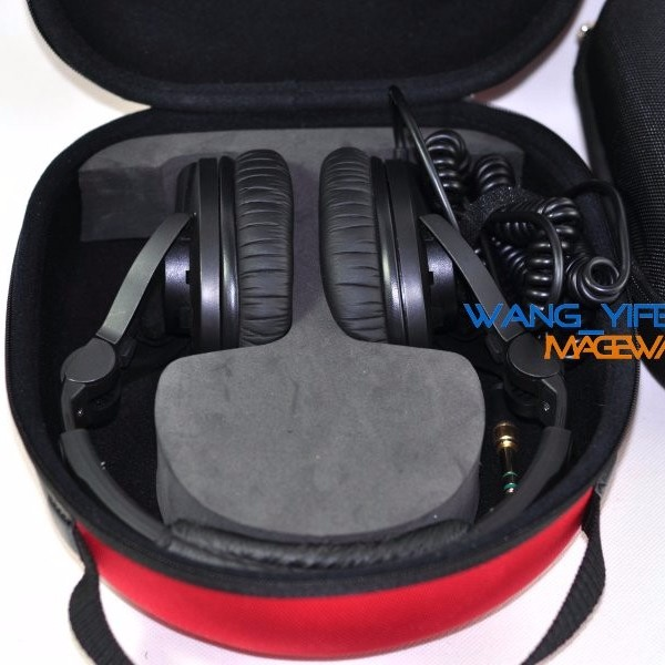 Generic Hard Case Box Bag For <font><b>Sennheiser</b></font> <font><b>HD280</b></font> HD 280 Sliver HMD 280 <font><b>PRO</b></font> D 280 Headphone Headset Pefect Protection image