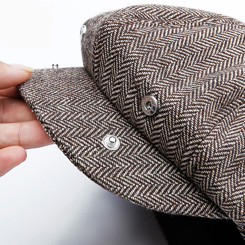 43e3d7d3f49 ... Women  Newsboy Caps   Fitted Hats New Caps  Fashion hats  Visors for men   Strap Type  Fitted