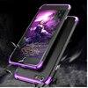 Super Luxury For IPhone 6 6s Plus Case 360 Full Protection 3in1 Aluminum Metal PC Hard