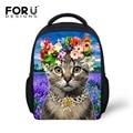 Mini Children School Bags for Girls Orthopedic School Backpacks Small Kindergarten Child Cat Book bag Satchel Mochila Escolar