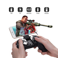 GameSir G4 Wireless Bluetooth Gamepad Controller for PS3 Android TV BOX Smartphone Tablet PC VR Games 2017 New Arrival