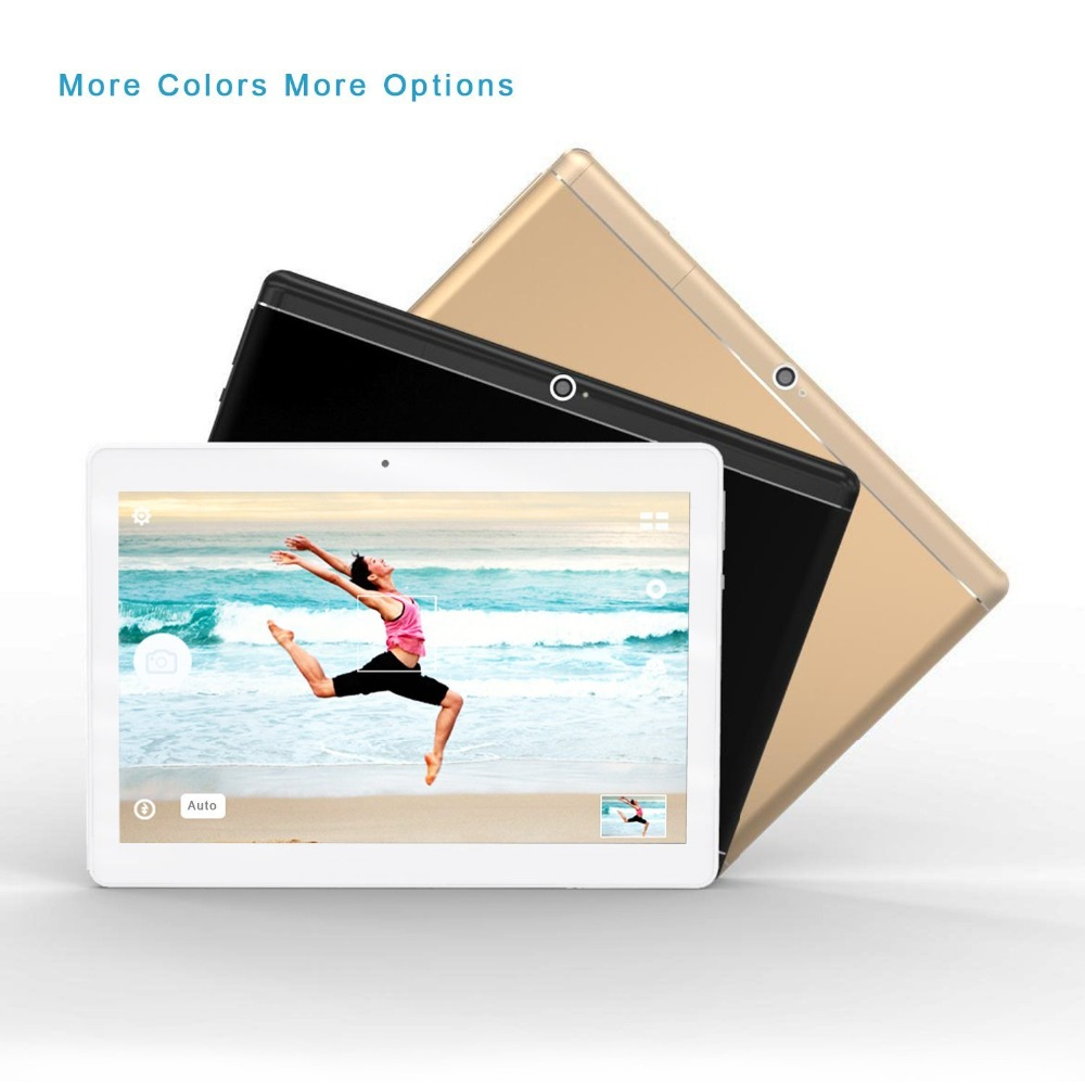 LNMBBS tablets android 7.0 10.1 inch 1.3GHz Quad core 2G RAM 16G ROM dual cameras 5.0MP 1920*1200 3G WCDMA GPS phone computer lnmbbs metal new function tablet android 7 0 10 1 inch 1 gb ram 16 gb rom 8 core dual cameras 2 sims 3g phone call gps