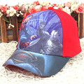 pokemon cap The new children's hat printing baseball Batman Superman curved eaves shade baseball cap gorra