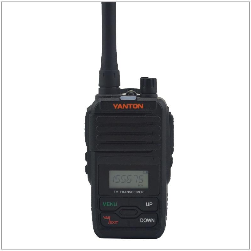 2016 March New Arrival VHF 136-174MHz Portable FM Walkie Talkie YANTON T-320 Ham Radio Compact Two-way Radio