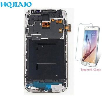 9b2e36a102f Prueba de pantalla de LCD para Samsung S4 i9505 i9500 i337 pantalla LCD  pantalla táctil digitalizador con marco para Samsung Galaxy S4 i9505 i9500  i337