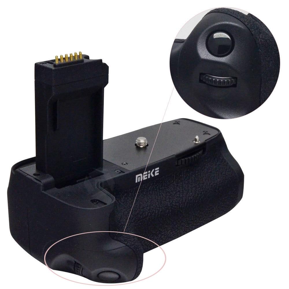 Meike MK-760D Pantalla LCD 2.4G incorporada Control remoto - Cámara y foto - foto 5