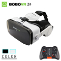 BOBOVR Z4 Mini Virtual Reality goggles 3D Glasses BOBO VR box 2.0 with Headset google cardborad for 4.7-6.0 inch smartphones