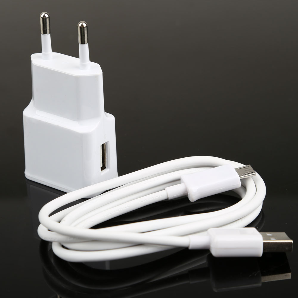 EU Plug USB Universal Phone Charger Power Wall Charger for Home Travel for Samsung -29