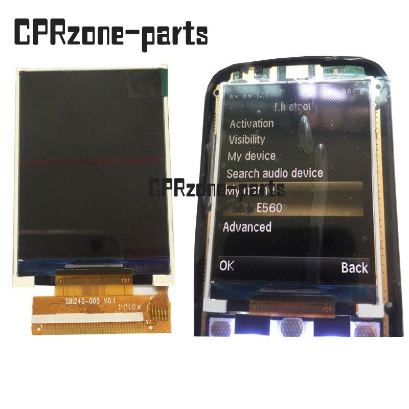 100% Garantie LCD Screen Display Pour Philips Xenium E560 E-560 Téléphone Portable Xenium CTE560 LCD Par Livraison Gratuite