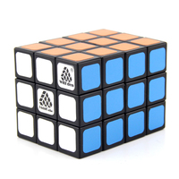 WitEden Unequal 3x3x4 Camouflage Magic Cube Professional Speed Puzzle 334 Cube Educational Toys for Children cubo magico