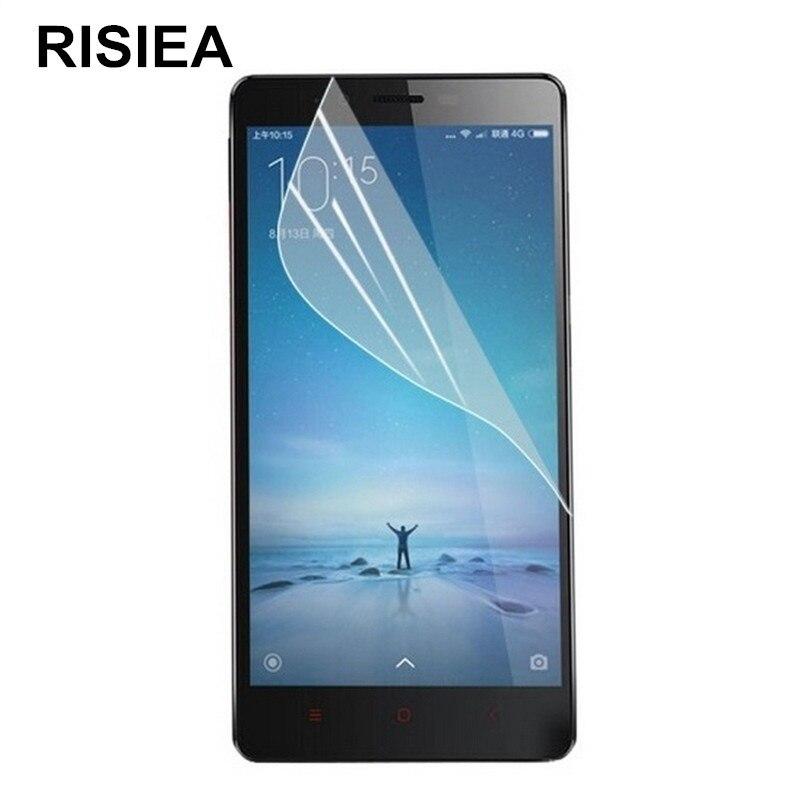RISIEA Protective-Film Xiaomi Redmi Screen-Protector Note for Note-4x5a/Note/5/.. 5pcs