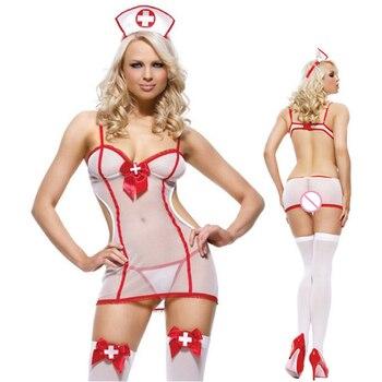 MUSHIERYA, сексуальная медсестра, горничная эротический костюм, сексуальное белье, горячее ролевое женское белье «медсестра», сексуальное нижнее белье, косплей, сексуальная униформа