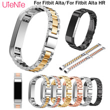 Stainless steel wristband For Fitbit Alta smart watch frontier replacement strap For Fitbit Alta HR wristband accessories все цены
