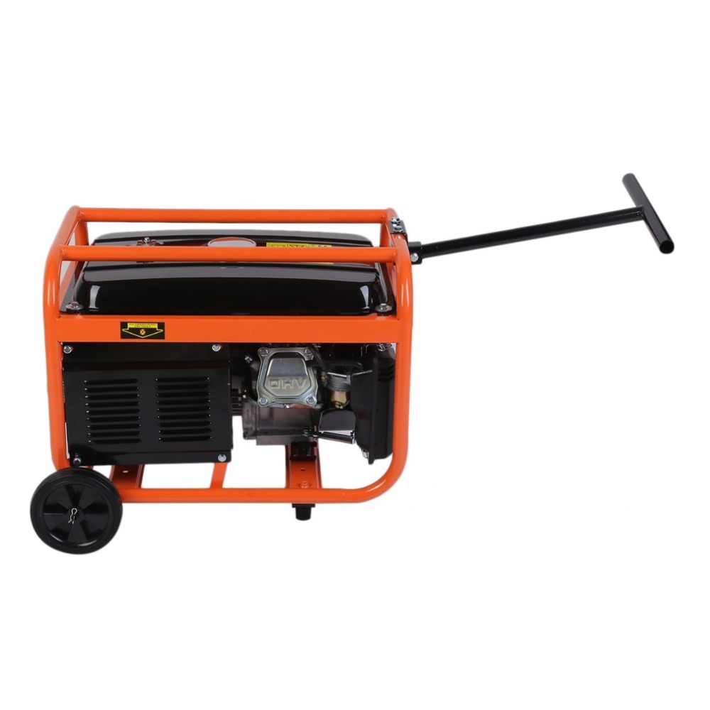 QS3000 1.5L Heavy Duty Portable Low Noise 4 stroke OHV Petrol Generator Gasoline Engine With Wheels Industry Use