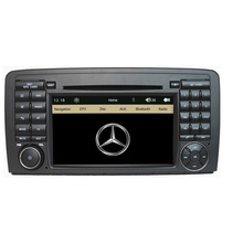 7″ Capacitive Touch Screen Car DVD Player For Benz R Class W251 R280 R300 R320 R350 R500 Radio Navi Stereo Player