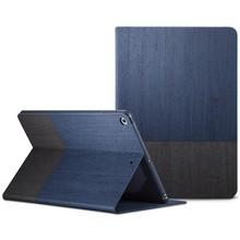 Case for iPad 9.7 2017, ESR Simplicity PU Leather Smart Cover Folio Case Auto Wake Cover case for New iPad 2017 Release 9.7 inch
