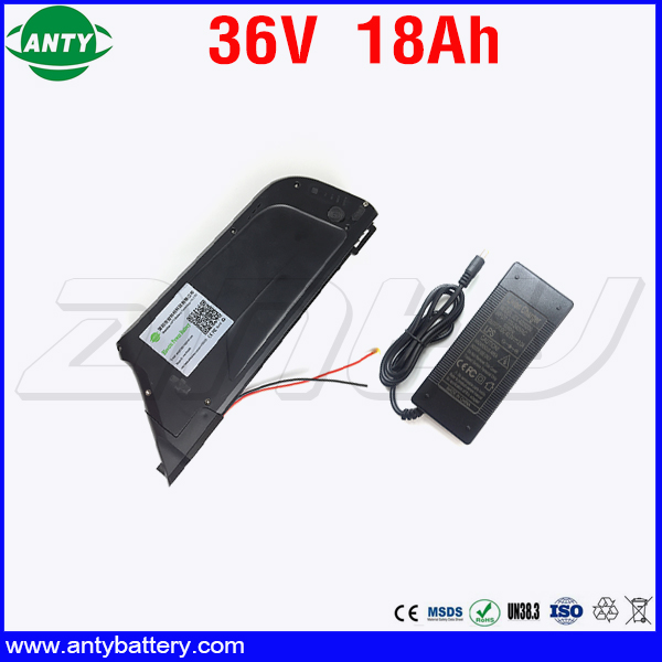 e-Bike Battery 36v 18Ah 350w Li-ion Battery 36v for Samsung 3000mAh Cell Built in 15A BMS Lithium Battery Pack 36v Free Shipping free customs taxes super power 1000w 48v li ion battery pack with 30a bms 48v 15ah lithium battery pack for panasonic cell