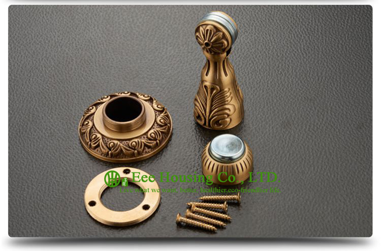 Free Shipping, Door Stopper / Door Holders For Sale, High suction & Wall mounted brass door stoppers free shipping wall mounted brass door stopper suitable for interior doors door holders for sale high suction 356g