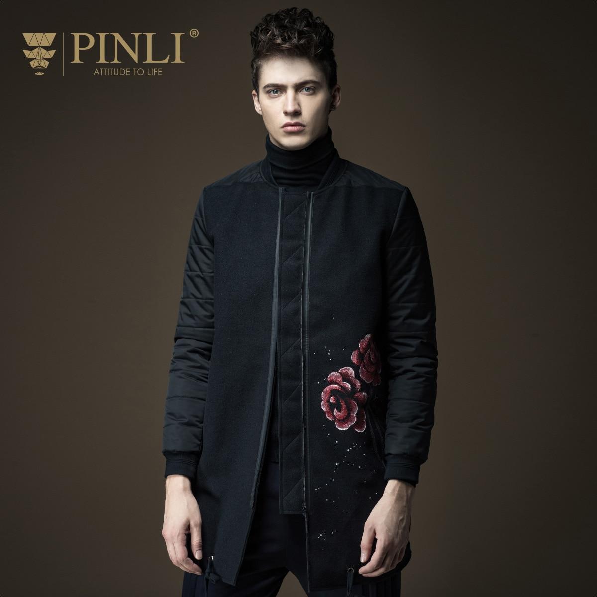 Winter Jackets Mens Winter Men New Arrival Acetate Regular Cotton Pinli Autumn Fashion Coat Jacket Zipper Male Boom D163505304