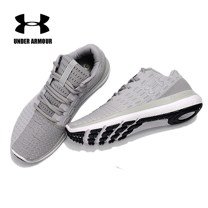 best service 45d19 ffaa8 Under Armour Men UA Threadborne Slingflex Knitted Running Walking Shoes  Zapatillas Hombre Training Breathable Sneakers Hot Sale