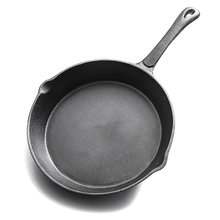 Ship From Russia Cast Iron Fry Pan Pot Kettle Smoke-free Pan Kitchen Cookware Supplies Induction Cooker MYDING