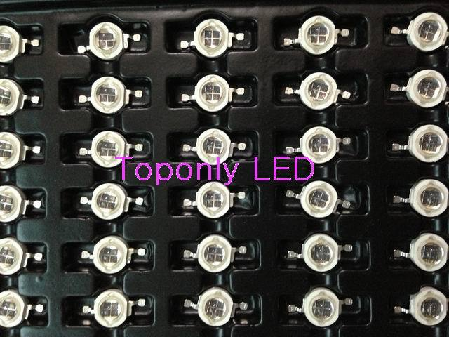 High Quality Epileds chips <font><b>5w</b></font> power 850nm led ir <font><b>laser</b></font> <font><b>diode</b></font> infrared led lighting lamp 150pcs/lot wholesale DHL free shipping image