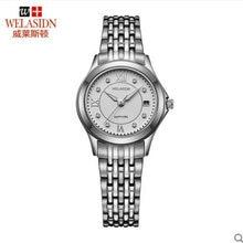 Men Quartz Stainless Steel lovers waterproof watch relogio masculino hombre Business Wristwatches Men's Wristwatch Luxury