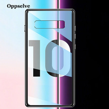 Oppselve Silicone Case For Samsung Note 9 8 S10 S9 S8 Plus S10e Capinha Transparent TPU Back Cover Galaxy Funda