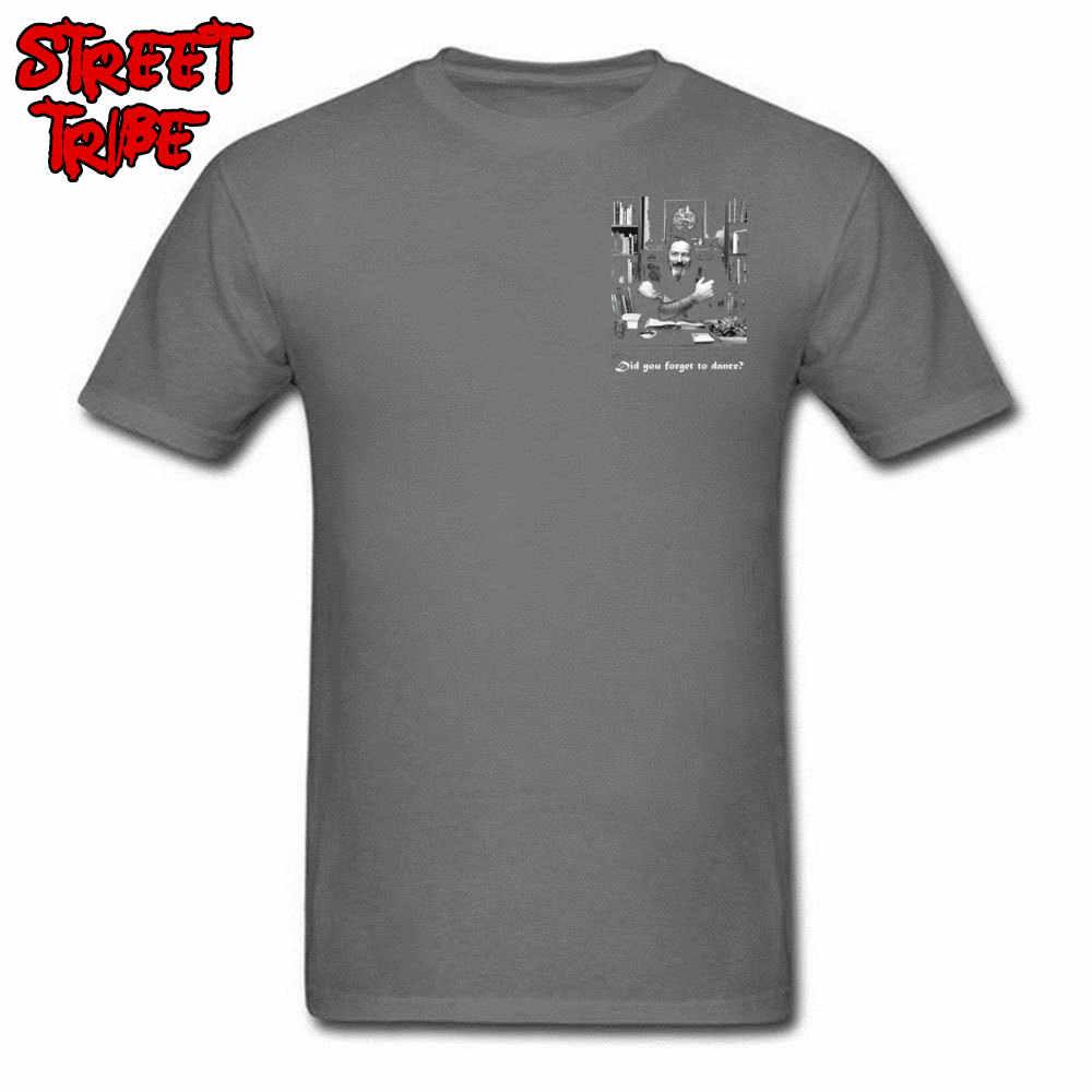 7f15eb4b7 ... Classic Men T Shirt Alan Watts T-shirts for Students 100% Cotton 80s  Black ...