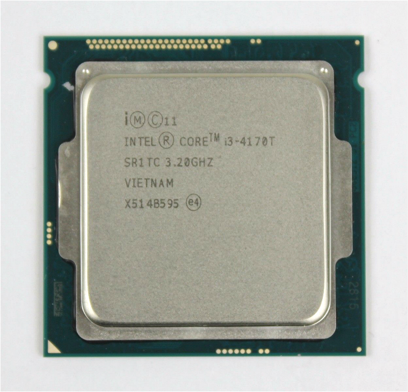 Intel Core i3 4170T 3 2GHz 5GT s LGA1150 I3 4170T CPU Processor