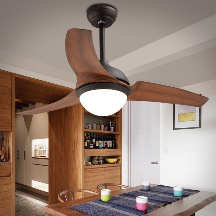 Wholesale high quality american retro ceiling fans simple european wholesale high quality american retro ceiling fans simple european style led remote control fan lights aloadofball Choice Image
