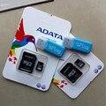 ADATA карты Памяти 64 ГБ класс 10 карта micro sd 16 ГБ 32 ГБ 64 ГБ Transflash SDHC TF Карта флэш-памяти USB + адаптер sd card бесплатно доставка
