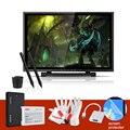 """Parblo GT19 19 """"LCD Monitor HD Arte Dibujo Tableta Gráfica w/2 Plumas + Protector de Pantalla + 32 GB SSD + VGA adaptador para Macbook"""