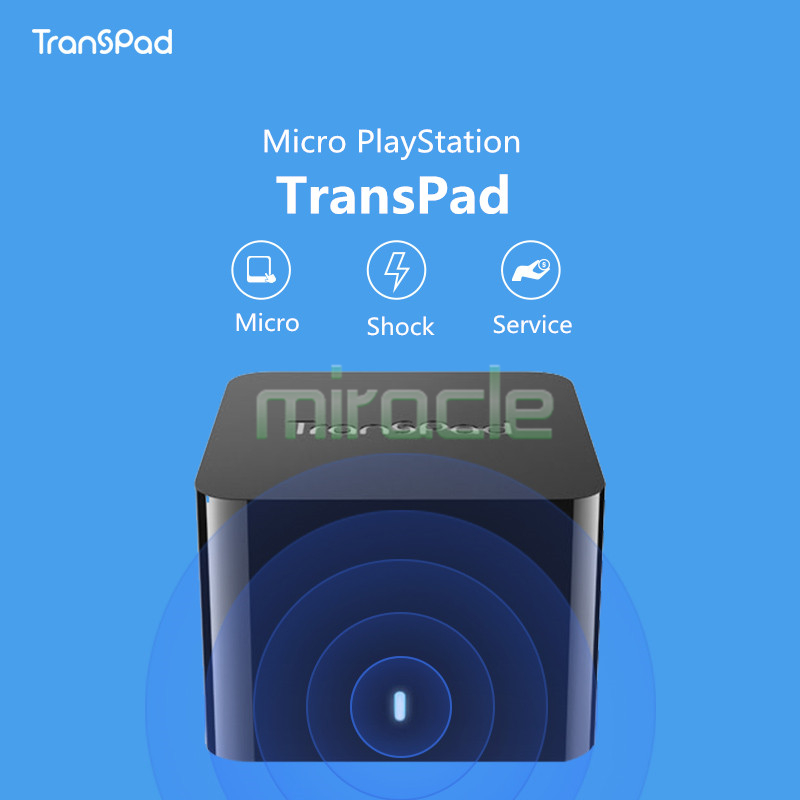 ФОТО new arrival original Trans  Pad portable game console support android iOS wireless transmission box freee shipping