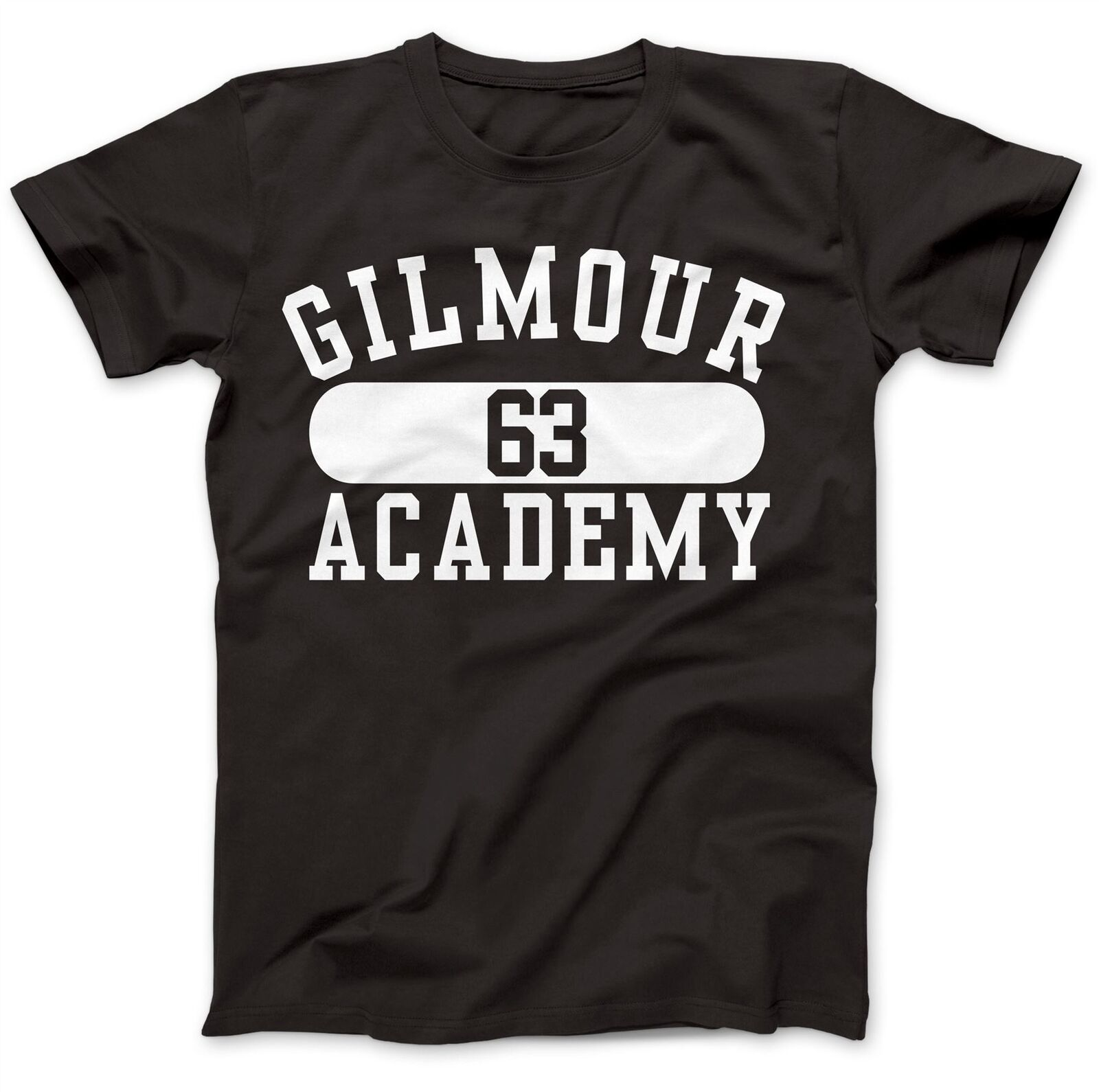 As Worn By Dave Gilmour Academy T Shirt 100% Premium Cotton Floyd The Wall Cheap Wholesale tees,100% Cotton For Man
