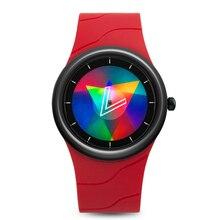 Time2U Женская Модная Концепция Красочные Деловых Женщин Кварцевые Часы Наручные Часы