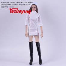 1/6 scale figure Female Nurse Sexy temptation Uniform clothes Clothing Accessories Suit For 12